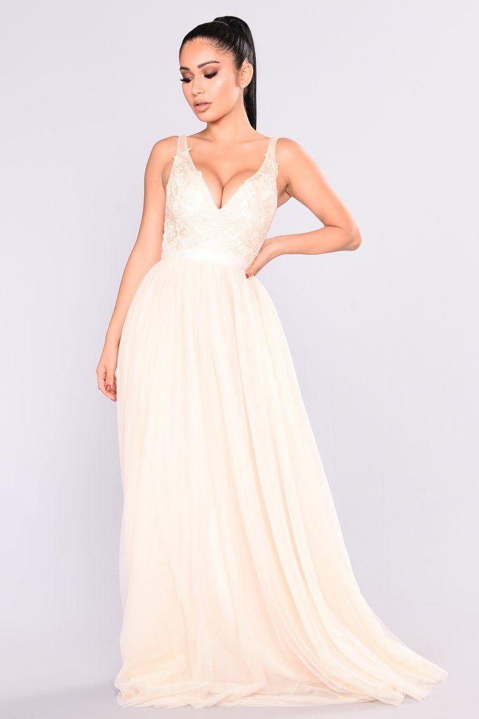 Fashion nova vestidos de novia