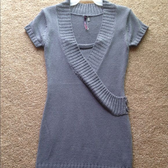 Sweater top Size medium sweater dress.. Tops