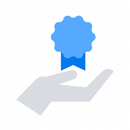 Achievement Award Hand Icon Download On Iconfinder Hands Icon Icon Achievement