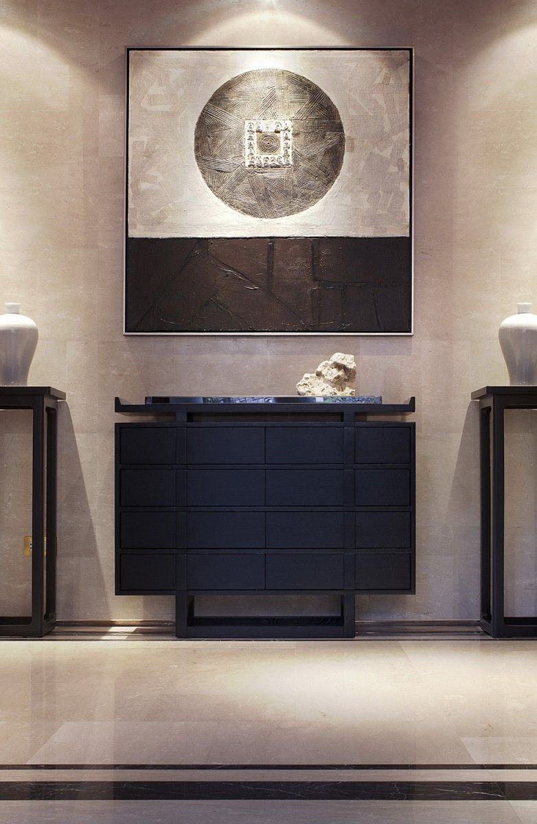 Black cabinet, gorgeous estruture. Discover more: www ...