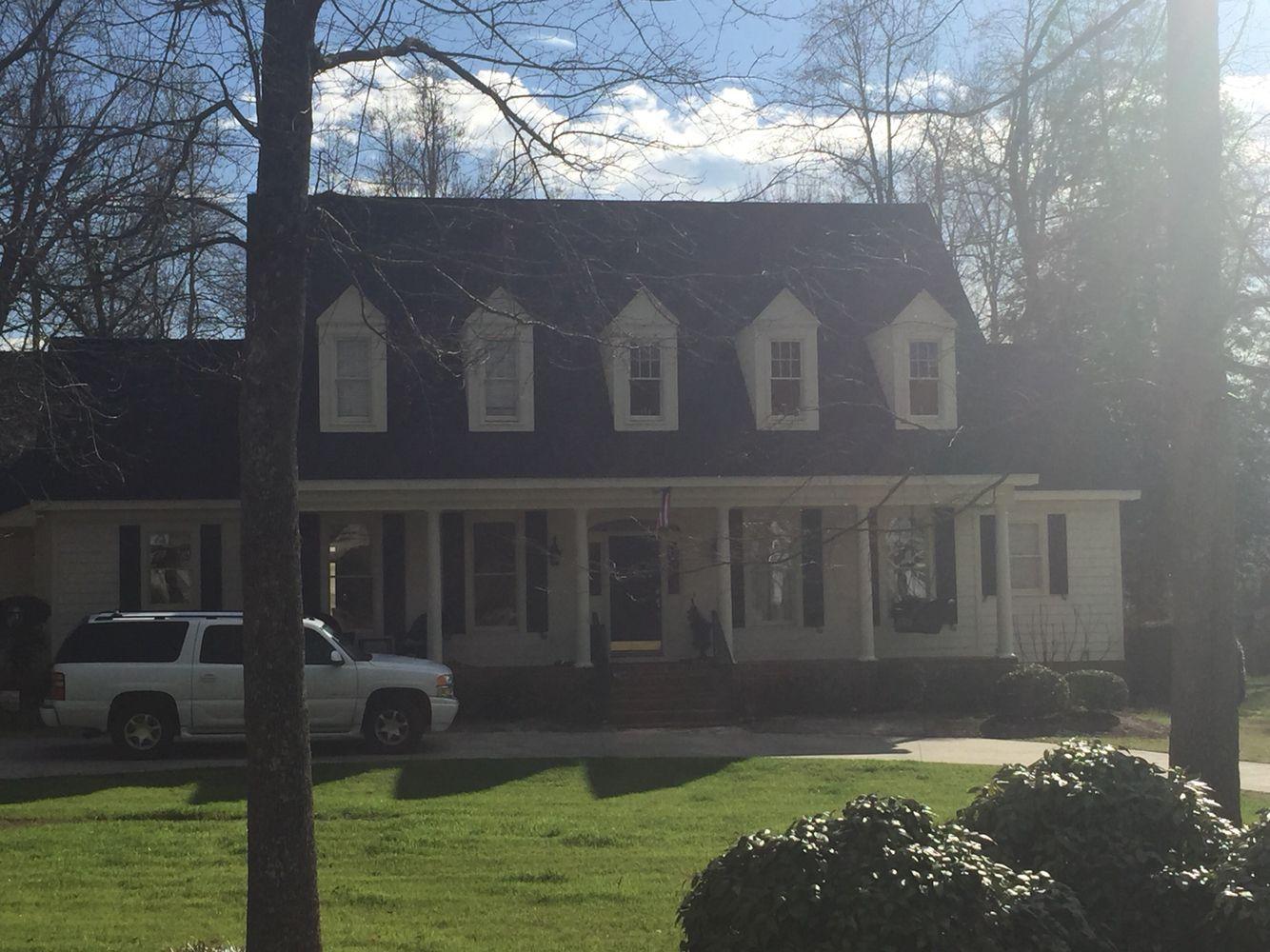 Charcoal Black Landmark Roof cost, Roof shingles, Outdoor