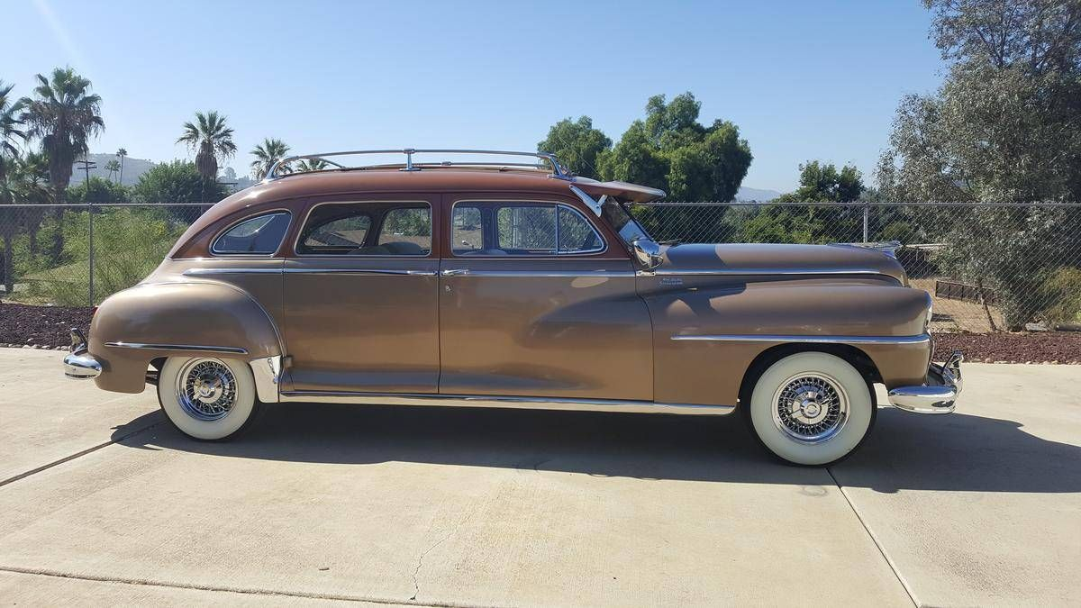 1947 Desoto Suburban For Sale 2020255 Hemmings Motor News