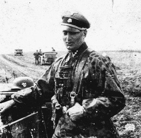 Ss Sturmbannführer Ludwig Kepplinger Eastern Front Pinterest
