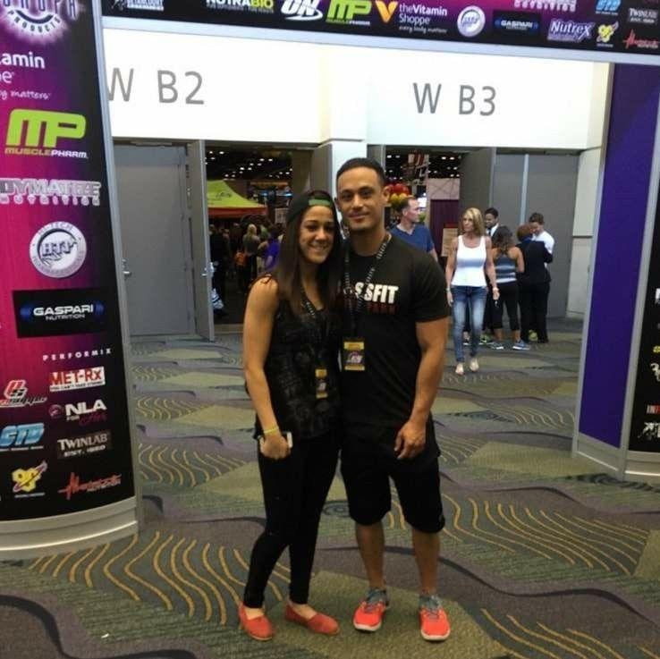 Aaron Solow Pamela Martinez Wwe Couples Professional Wrestler
