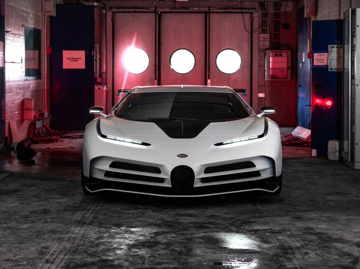 Bugatti Centodieci Bugatti Veyron Bugatti Eb110 Bugatti