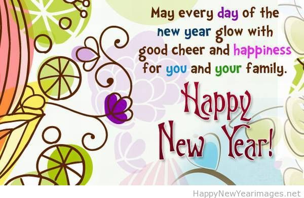 Cute new year sms messages