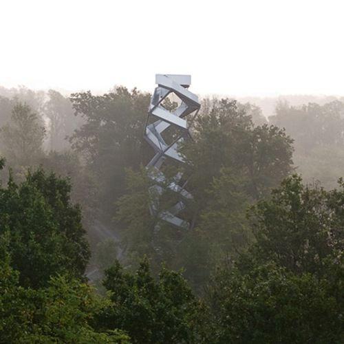 Torre de Observação no Rio Mur