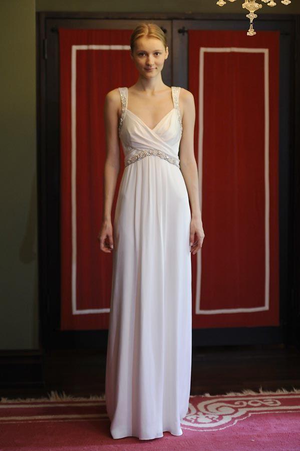 Vestidos de novia para primavera-verano 2014 Diseño de Temperley ...
