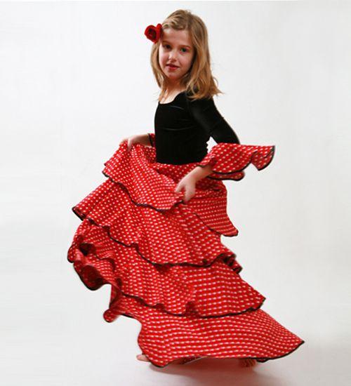 29+ Spain flamenco dress information