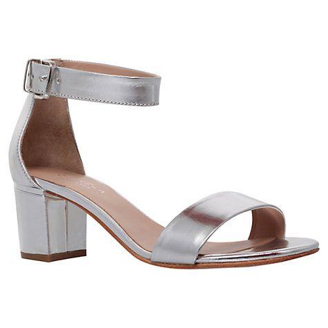 d8ad32d0adf Carvela Krisp Leather Block Heeled Sandals