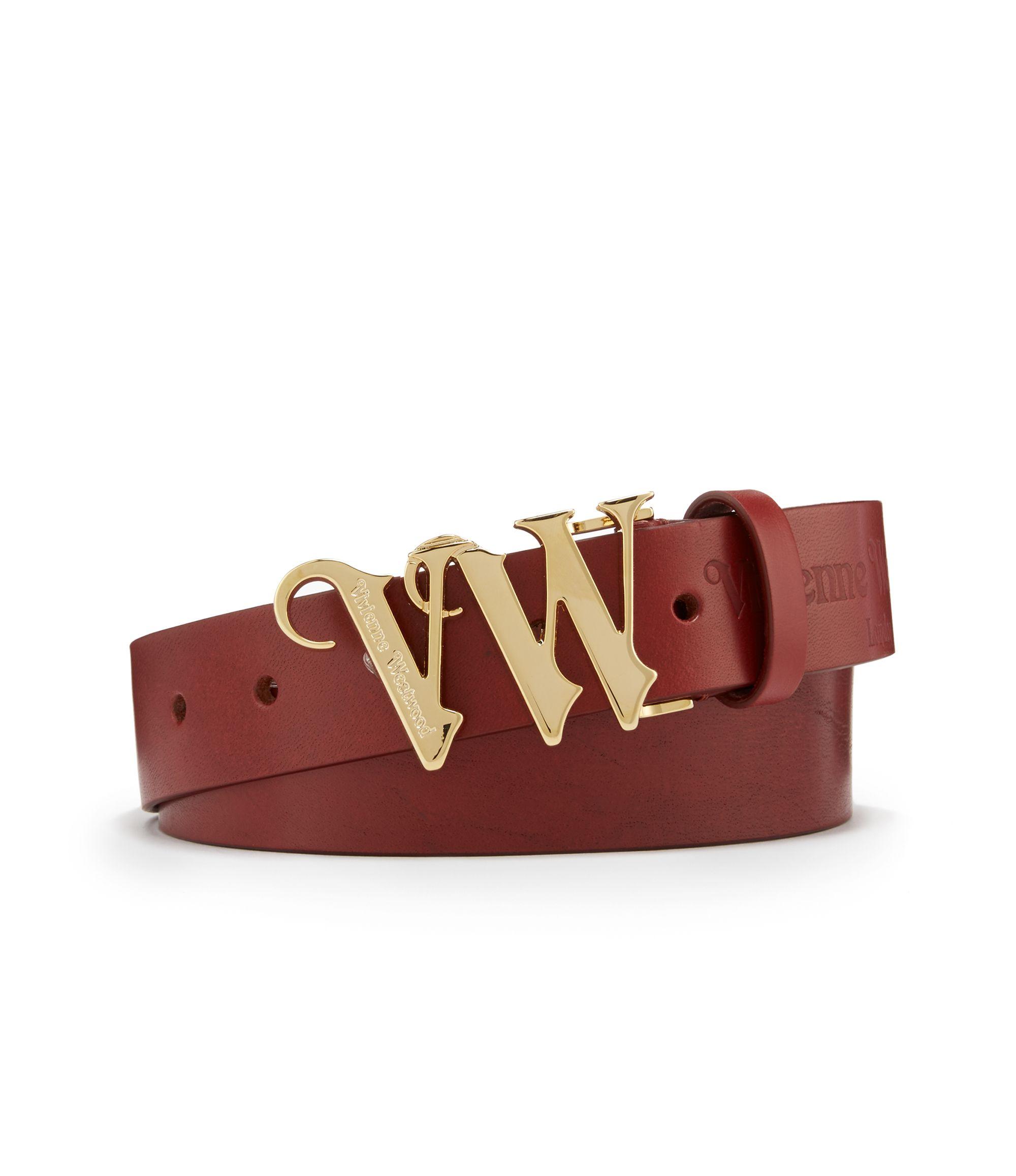 1106f3eed62 Bordeaux VW 7056 Belt #SS16 Vivienne Westwood Belt, Designer Clothes For  Men, Designer