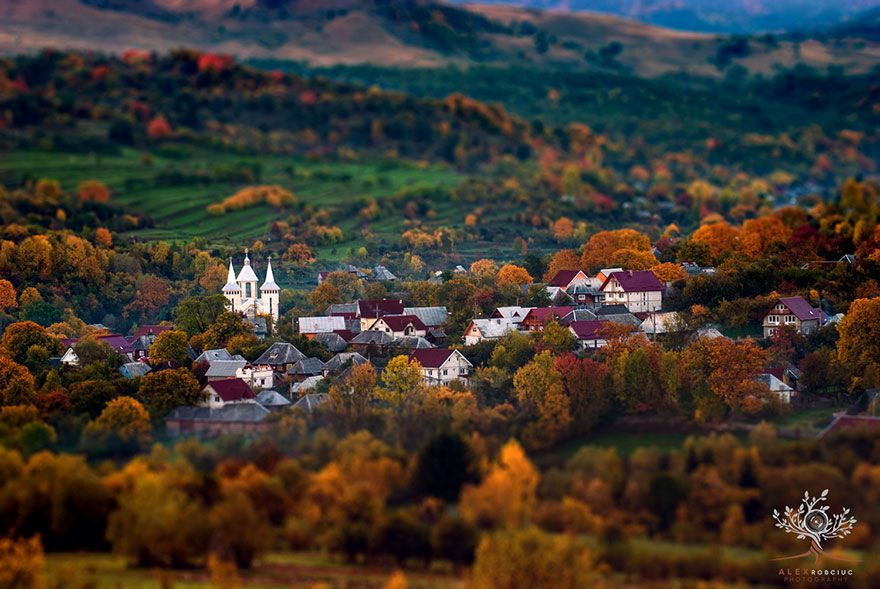 I captured these photos during my journeys through the Maramures (a small county in Transylvania, Romania). The landscapes I photographed in this region are serene and tranquil. Currently, I see my photographic style as traditional landscape photography.  Alex Robciuc