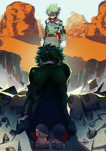Boku No Hero - cap 4