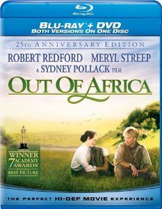 out of africa 25th anniversary