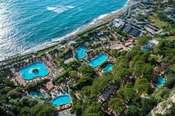 The thermal park / Giardini Poseidon Terme Ischia