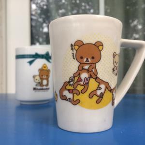 Buy 1 Get 1 Free Rilakkuma cups Kawaii Japanese | Etsy