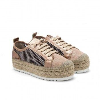 Bajo costo en línea Zapatos con cordones casual Polin Et Moi para mujer Fechas de lanzamiento de salida Ubicaciones de puntos de venta uoqVueO