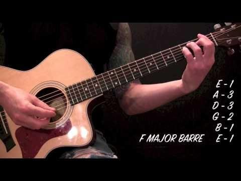 Stone Temple Pilots Plush Acoustic Guitar Lesson Youtube