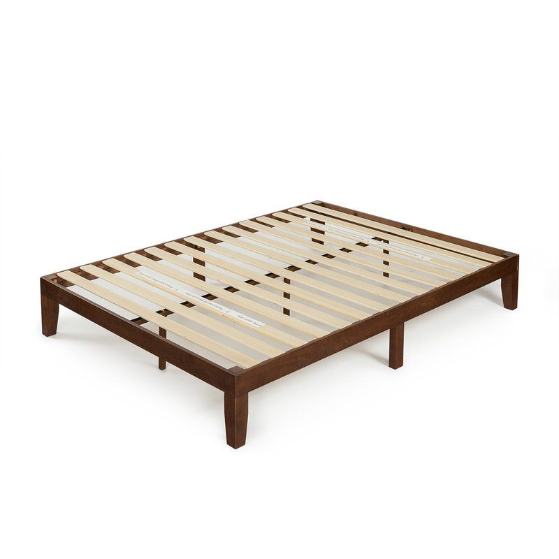 Ella Platform Bed Solid Wood Platform Bed Wood Platform Bed