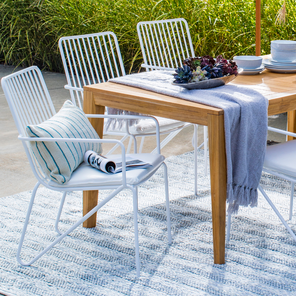 Patio & Garden (With images) Stacking dining chair