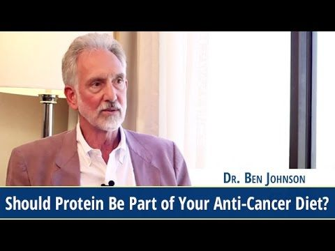 """In this video, cancer researcher Ty Bollinger speaks with Dr. Ben Johnson about whether or not protein should be part of an anti-cancer diet. And if so, what types of protein are acceptable. The full interview with Dr. Johnson is part of """"The Quest For The Cures Continues"""" docu-series. Watch the video to get the full story. Please re-pin to help us educate others! Together we'll empower the world with life-saving knowledge! Join us for much more great information on The Truth About Cancer…"""