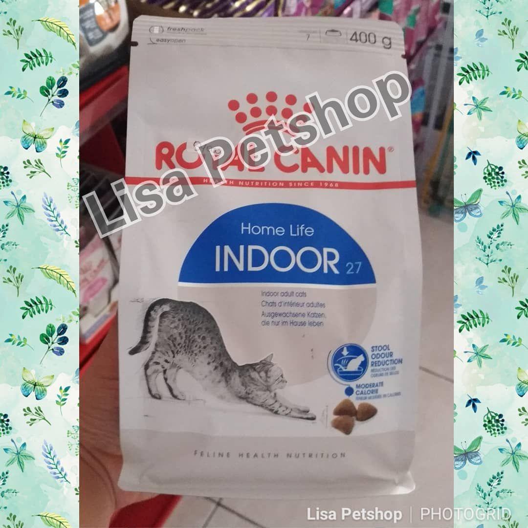Royal Canin Home Life Indoor 27 Sangat Cocok Untuk Kucing Yang Jarang Keluar Makanan Ini Mengurangi Bau Yang Tidak Sedap Health And Nutrition Health Nutrition