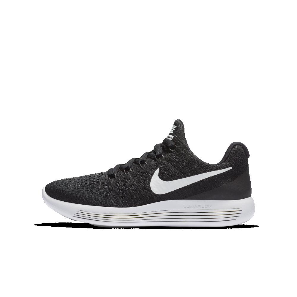 225959d36eacc Nike LunarEpic Low Flyknit 2 Big Kids' Running Shoe Size 4.5Y (Black ...