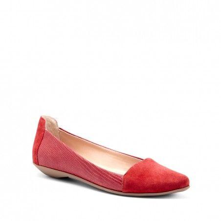 e1b36d43829e Sole Society - Textured flatss - Janette - Salsa Red. Red FlatsRed ShoesFlat  ShoesWomen s ShoesFlat SandalsBeautiful ...