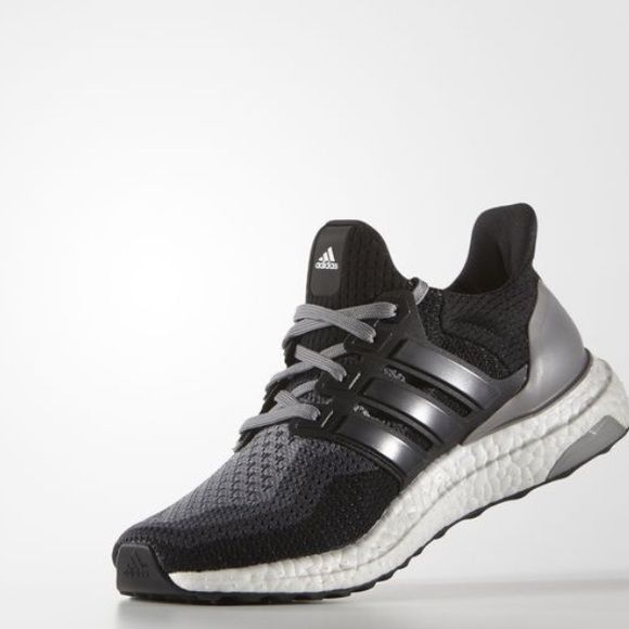 womens adidas ultra boost black and grey