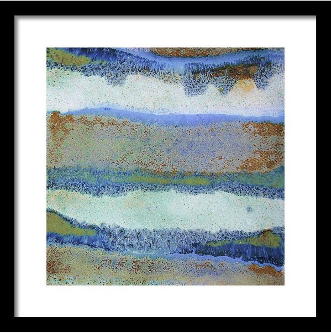 abstract framed wall art square 33 pin your original art