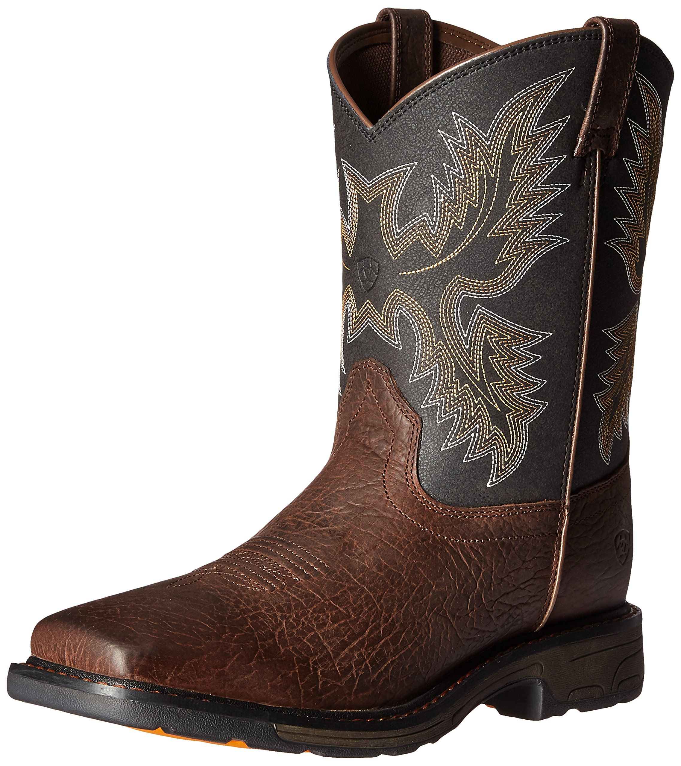 ffa27214e1b Ariat Mens Sport Sidewinder Work Boot Golden Grizzly 10 E US * Want ...