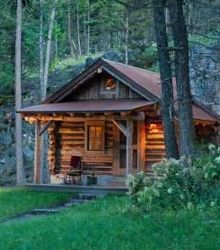 Pleasant Top 25 Ideas About Tiny Log Cabins On Pinterest Small Cabins Largest Home Design Picture Inspirations Pitcheantrous
