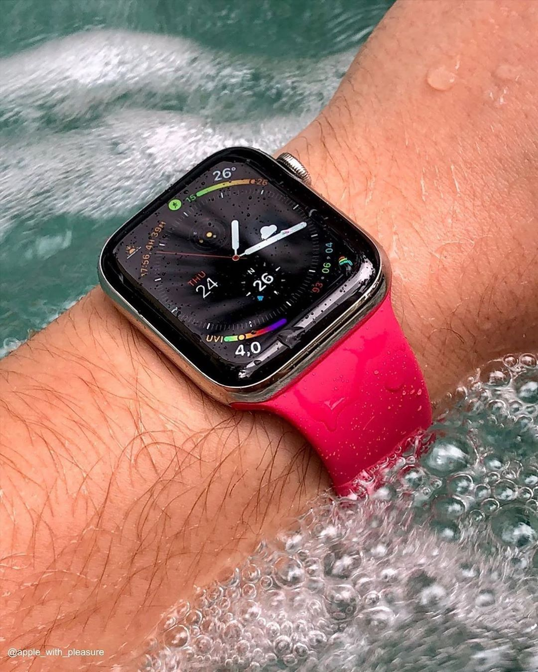 Applewatch en 2020 apple watch bracelet sport produits