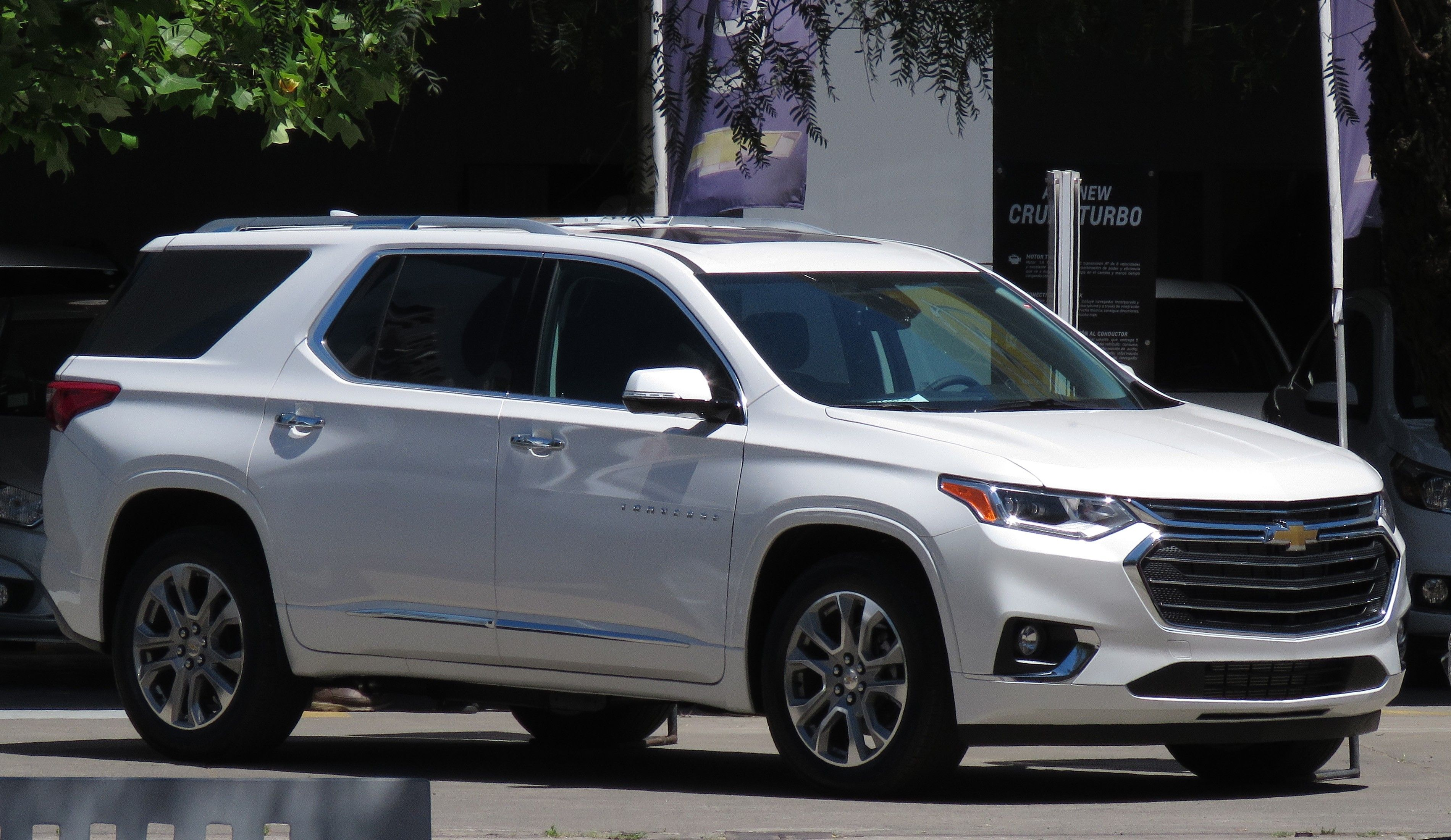 2019 Chevrolet Traverse High Country Awd Redesign And Price Chevrolet Traverse Chevy Trailblazer Chevrolet