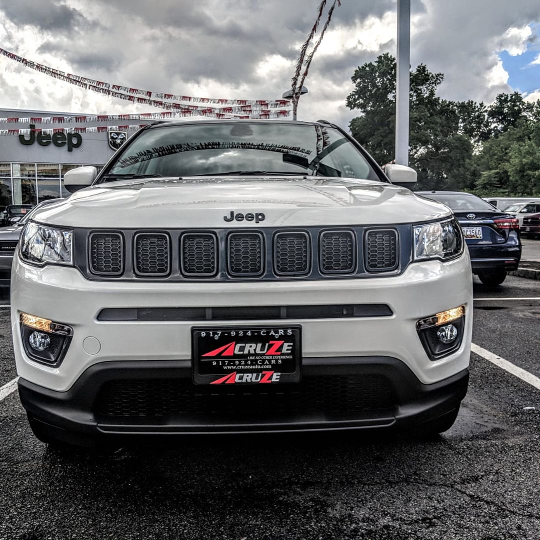 Just Delivered 2018 Jeep Compass Altitude Jeep Compass White Altitude 4x4 Clean Nice Jeep Compass Jeep