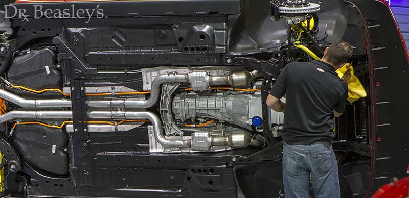 Your Guide To Undercarriage Cleaning And Protection Fuel Economy