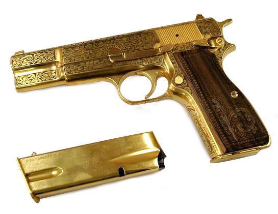 Colt 1911 Golden Gun Edition Guns Guns Hand Guns Weapons