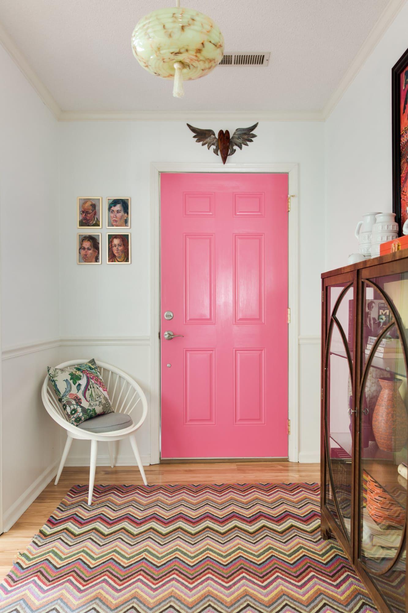 House Tour: A Colorful \
