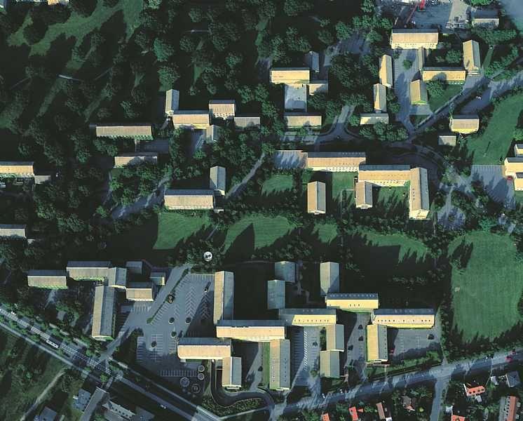 The University of Aarhus  C.F. Møller. Photo: Jan Kofod Winther