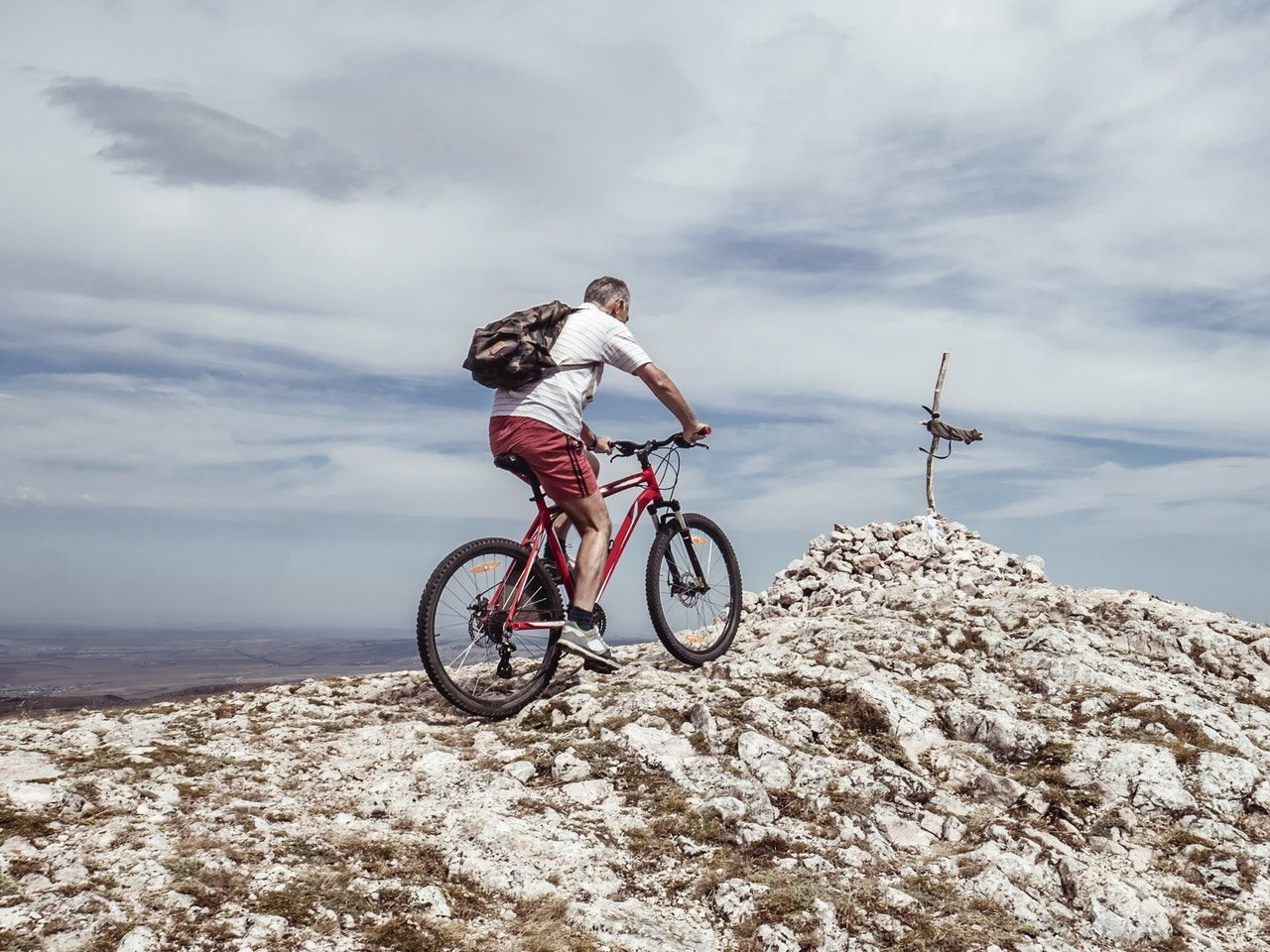 Another Way To Stay Active Is To Mountain Bike Have You Tried It