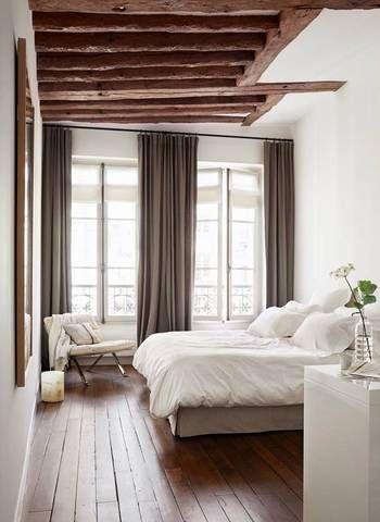 our 50 favorite scandinavian design inspired interiors | gardinen ... - Wohnideen Vorhnge Im Schlafzimmer