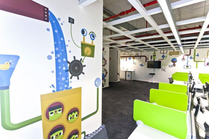 ebay office. Office Tour: Inside EBay Labs\u0027 Creative Israeli Offices Ebay