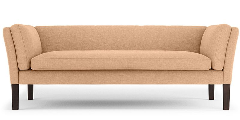 Buy Marc Three Seater sofa in Light Camel Colour by Furny ...