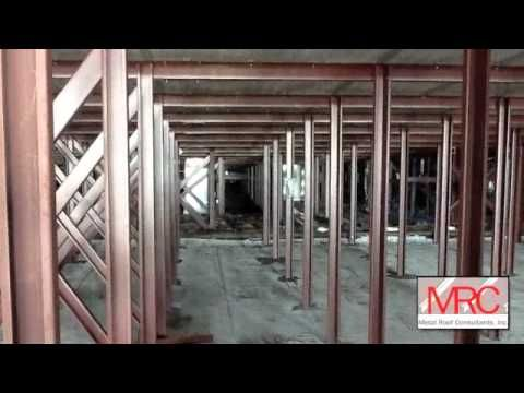 How To Convert A Flat Roof Into A Pitched Roof Youtube Converting Flat Roof To Pitched Roof General Roofing Syste Flat Roof Flat Roof Repair Pitched Roof