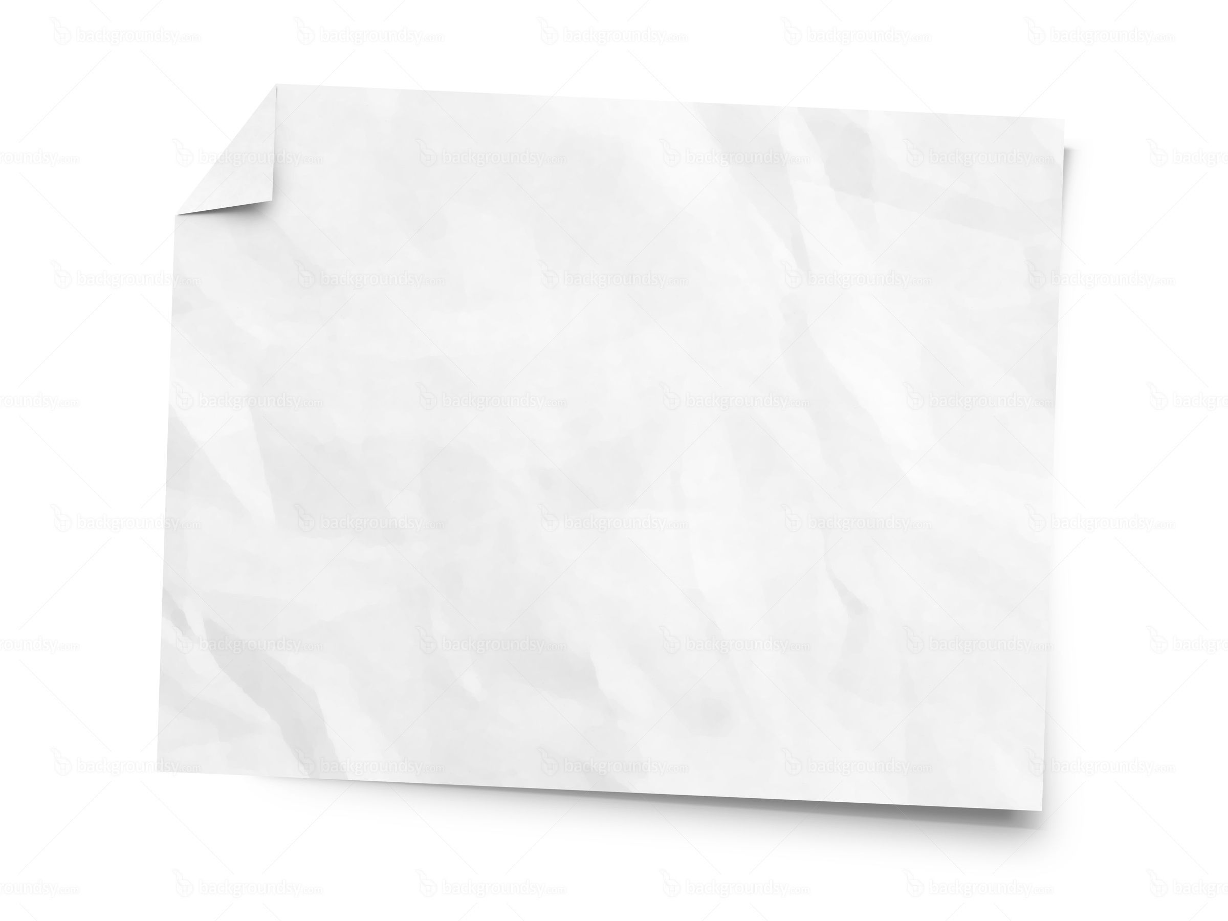 Crumpled Paper Backgroundsy With Crumpled Paper Png22467