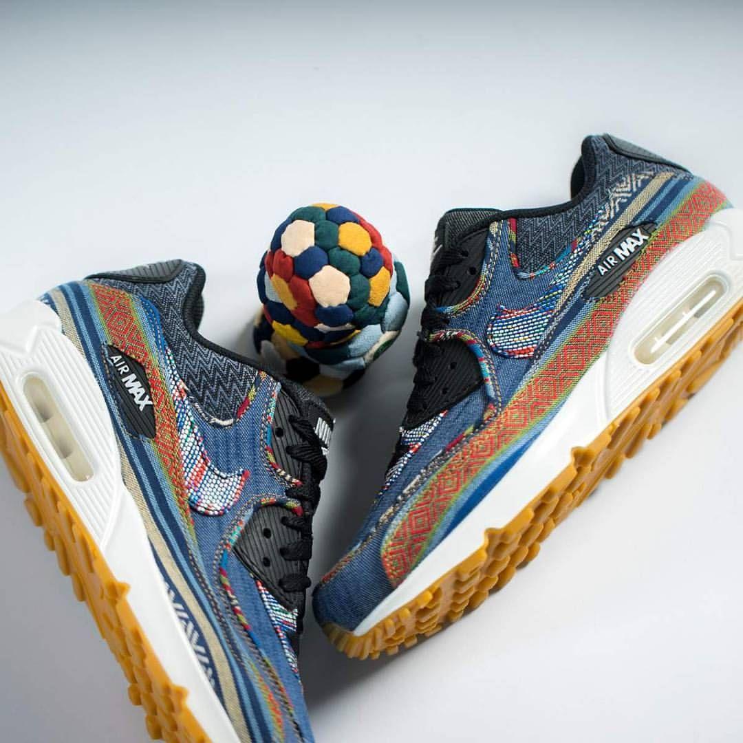 Nike Air Max 90 Premium (Hacky Sack) Sneaker Freaker