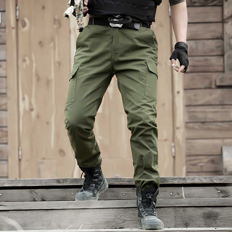 Pantalones Tacticos Militares Para Hombre Pantalon Cargo Verde Militar Algodon Ropa De Trabajo Cazador De Combate Ropa De Tactico Cs Pantalones Tipo Cargo Pantalones De Combate Moda Casual Para Hombre Pantalones Cargo