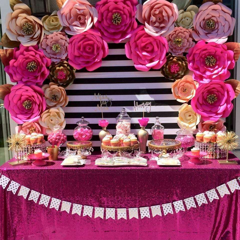 Small Crop Of Bridal Shower Decoration Ideas
