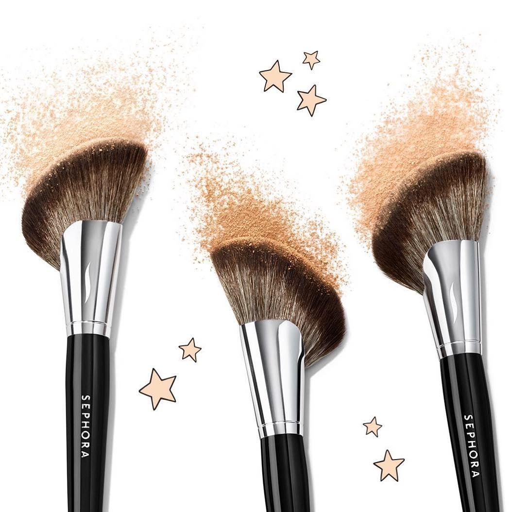 Pin by liຖຊi on Make Up Intense lipstick, Fan brush, Sephora