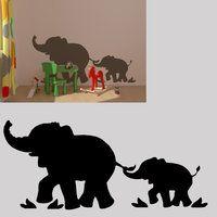 Sjablonen Voor Op De Muur.Decoratie Sjablonen Stickers Wanddecoratie Muur Sjabloon